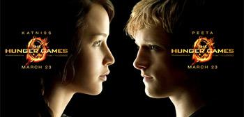 The Hunger Games - Katniss & Peeta
