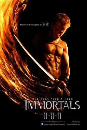 Immortals Poster - XX