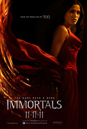 Immortals Poster - XX