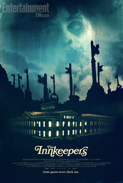 Ti West's The Innkeepers Poster