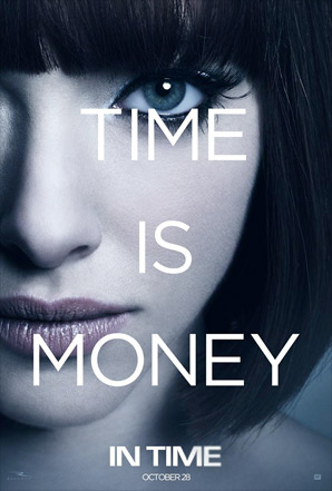 Andrew Niccol's In Time Poster - Amanda Seyfried