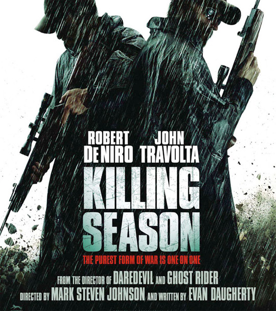 Killing Season Sales Art