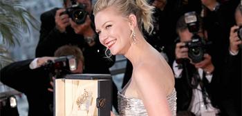 Kirsten Dunst - Cannes Film Festival Winner
