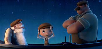 La Luna Short Film