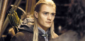 Orlando Bloom - Legolas
