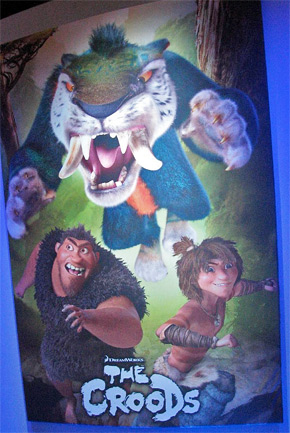 The Croods Promo Poster