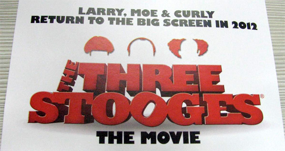 The Three Stooges Promo Poster