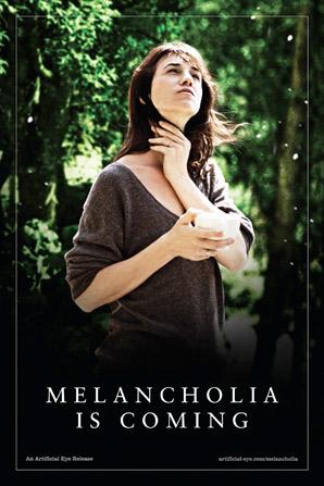Melancholia Poster - Kiefer Sutherland