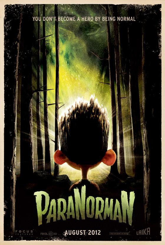 ParaNorman Teaser Poster