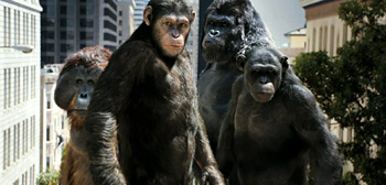 Rise of the Planet of the Apes Sound Off