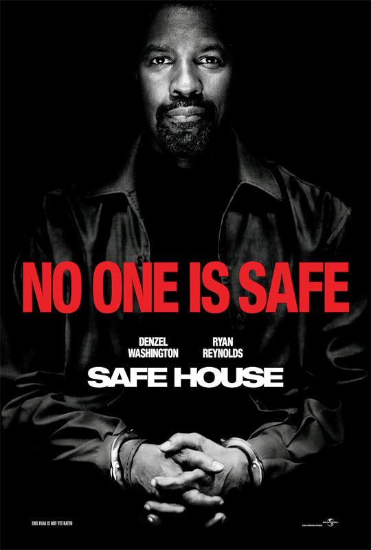 Safe House Teaser Poster