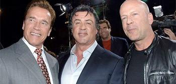 Arnold Schwarzenegger & Bruce Willis