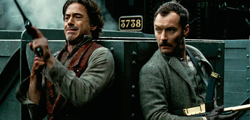 Sherlock Holmes: A Game of Shadows Trailer