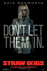 Straw Dogs Character Posters