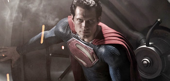 Henry Cavill Superman First Look