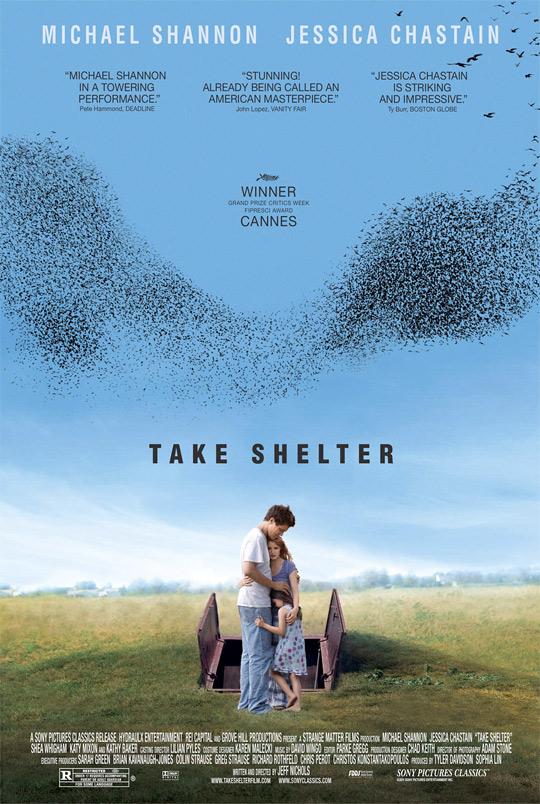 Jeff Nichols' Take Shelter Poster
