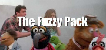 The Fuzzy Pack Trailer