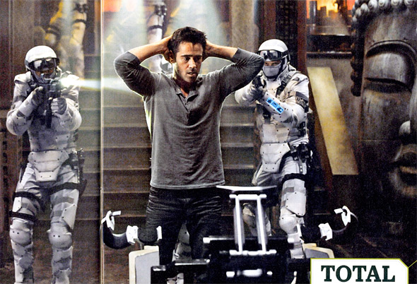 Total Recall First Look Photo