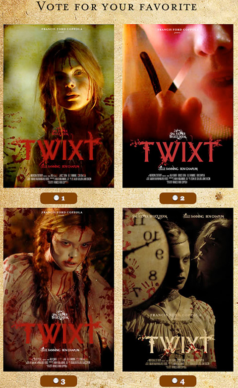 Twixt Poster Designs