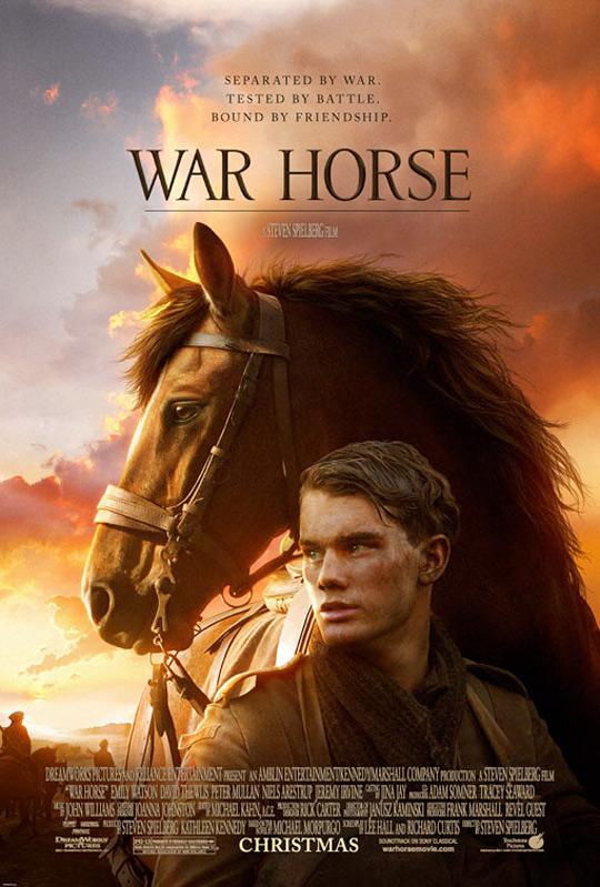 Steven Spielberg's War Horse Poster