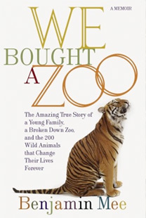 Benjamin Mee's We Bought a Zoo