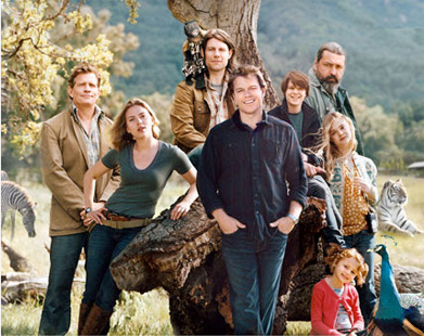 Cameron Crowe's We Bought a Zoo Photo