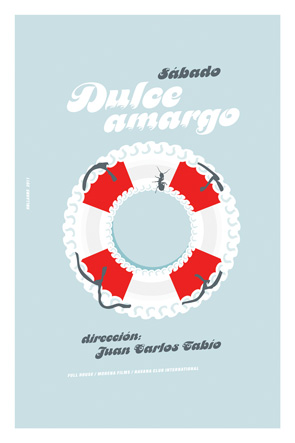 7 Days in Havana Poster - Dulce Amargo