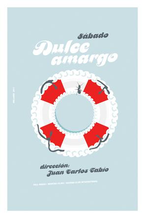 7 Days in Havana Poster - Dulce Amargo