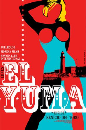 7 Days in Havana Poster - El Yuma