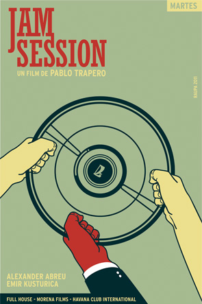7 Days in Havana Poster - Jam Session