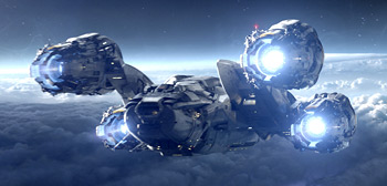Prometheus Viral Ship