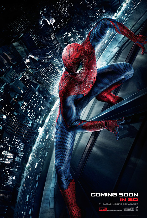The Amazing Spider-Man - Theatrical Poster #2