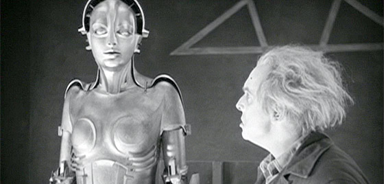 Maria Robot from Metropolis