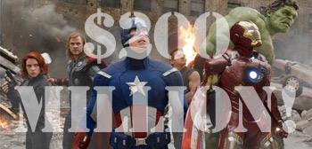 The Avengers - $200 Million!