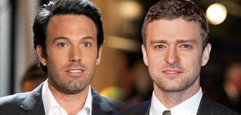 Ben Affleck & Justin Timberlake