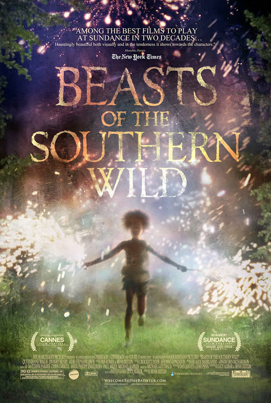 Beasts of the Southern Wild - Teaser Poster