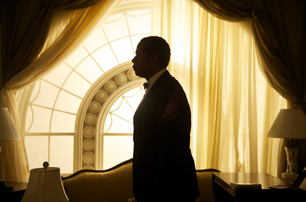 Forest Whitaker as The Butler