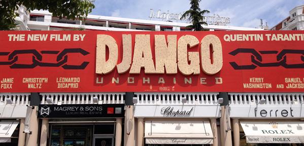 Django Unchained - Cannes