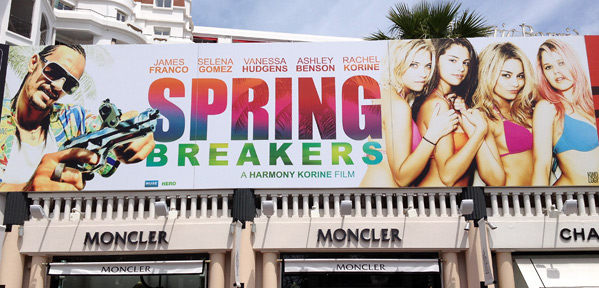 Spring Breakers - Cannes