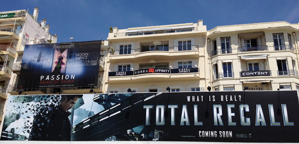 Total Recall - Cannes