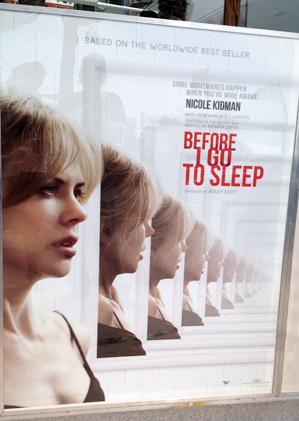 Before I Go To Sleep - Cannes