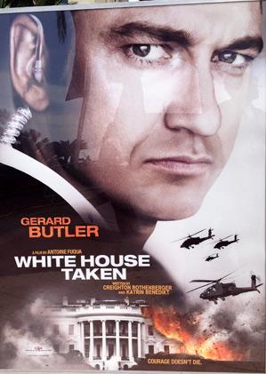 White House Taken - Cannes