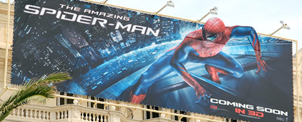 The Amazing Spider-Man - Cannes