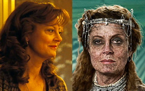 Susan Sarandon in Cloud Atlas