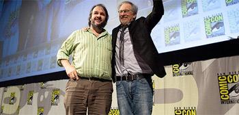 Comic-Con - Peter Jackson & Steven Spielberg