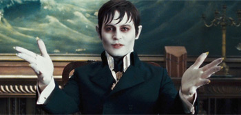 Dark Shadows Sound Off