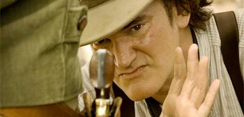 Tarantino Directing