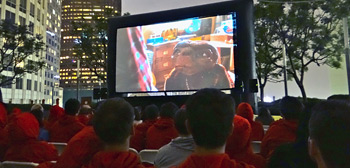 LA Film Festival E.T. Screening