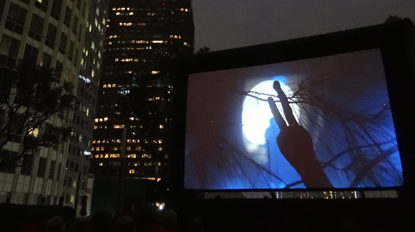 LA Film Fest E.T. Screening