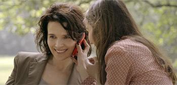 Juliette Binoche in Elles Trailer